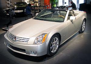 Cadillac XLR - Image: Cadillac XLR 2006