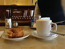 El cafe con leche desnatada engorda