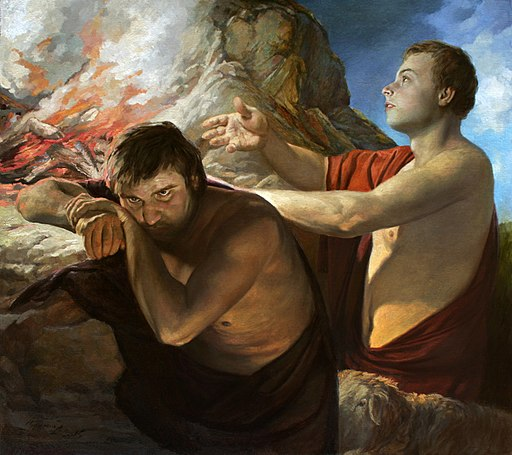 Cain and Abel. Mironov