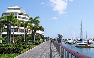 Cairns - Cairns Pier