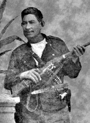 Sonora - Cajemé, Yaqui resistance leader