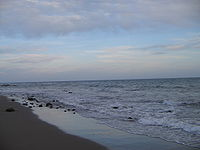 Calahonda beach at Calahonda, Spain 2005 1.jpg