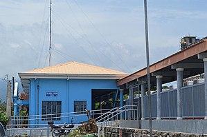 Calamba railway station - Exterior of Calamba station