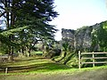 Caldicot Castle. - panoramio - Bob&Anne Powell.jpg