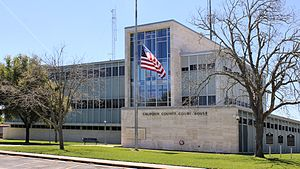 Calhoun County Texas Courthouse 2016.jpg