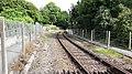 Calstock Station, Tamar Valley Line, Cornwall - view towards the platform and Gunnislake.jpg