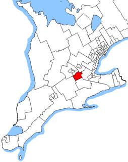 Cambridge (provincial electoral district) provincial electoral district in Ontario, Canada