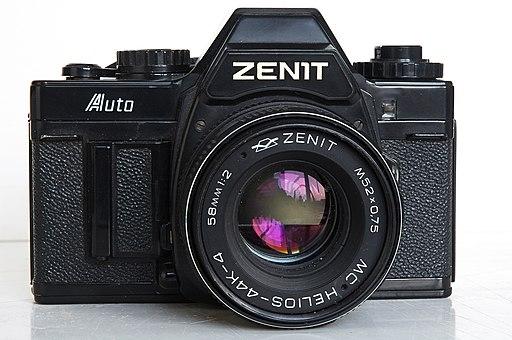 Camera Zenit avtomat