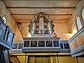 Cammin (bei Rostock), Dorfkirche, Orgel (15).jpg