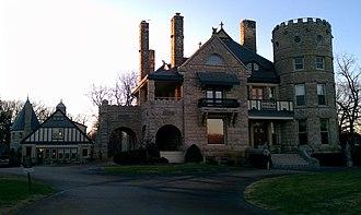 Riverside, Wichita, Kansas - Campbell Castle (2012)