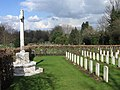 Canadian Corner, Orpington Cemetery - geograph.org.uk - 1103225.jpg