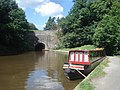 Canal basin and tunnel at Chirk - geograph.org.uk - 544473.jpg