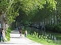 Canal du Midi - Pont Port Sud - Ramonville St Agne - panoramio.jpg