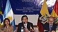 Canciller Falconi inaugura reunión del Consejo Suramericano de Desarrollo Social (4176248113).jpg