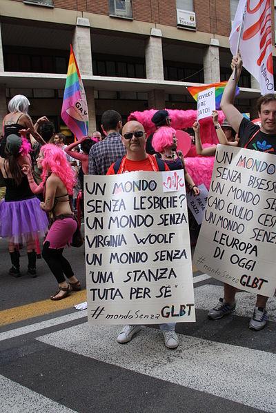 File:Cangioli, Roberto al Bologna Pride 2012 - 1 - Foto Giovanni Dall'Orto, 9 giugno 2012.jpg