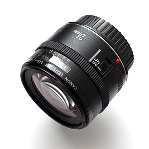Canon EF 24mm lens - Image: Canon 24mmf 280200