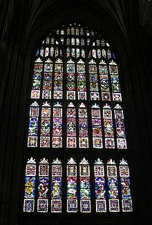 Clear Cathedral Glass