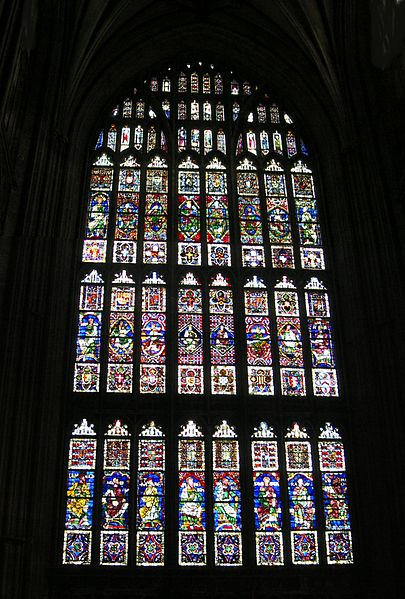Image:Canterbury Cathedral window at crossing.jpg