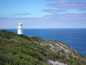 Cape Liptrap - Cape Liptrap Lighthouse