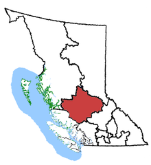 Cariboo—Prince George - Wikipedia, the free encyclopedia