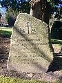 Carl Ludvig Steinhauers gravsted (Assistens).jpg