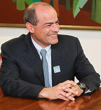 Carlos Brito (businessman) - Carlos Brito in 2011. CEO of AB InBev.
