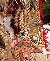 Carnaval de Santa Cruz de Tenerife, Carnival Dame 2012 - 2.jpg