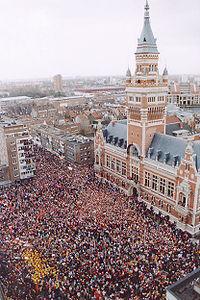 Carnival in Dunkirk