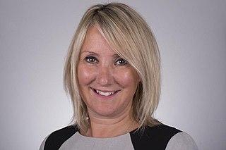 Caroline Dinenage British politician