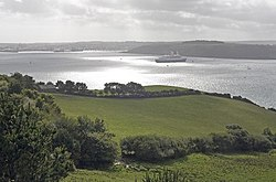 Carrick Roads from near Tregear Vean - geograph.org.uk - 232416.jpg