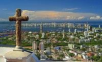 Cartagena de Indias desde el cerro La Popa.jpg