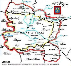 Saint Maurice la Fougereuse — Wikipédia