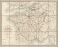 Carte des travaux publics en France comprenant le réseau complet des chemins de fer en l'ensemble des voies navigables LOC 2018588004.jpg