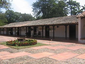 Casa de Francisco de Paula Santander