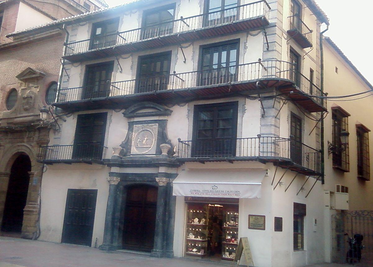 Casa del consulado m laga wikipedia la enciclopedia libre - Ocasion casa malaga ...