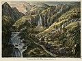 Cascades du Lac d'Oô, Haute-Garonne. 6 octobre 1821 Cascades at Lac d'Oo, Haute Garonne. October 6 1821 (n°48) - Fonds Ancely - B315556101 A COLSTON 025.jpg