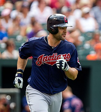 Casey Kotchman - Kotchman with the Cleveland Indians