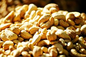 Português: Castanha de Caju English: Cashew nuts