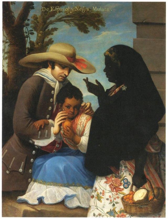 Hispanique fille blanche datant