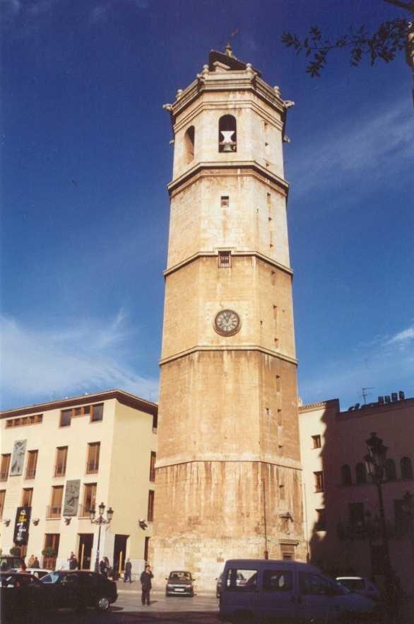 """Torre Campanario """"El Fadrí"""""""
