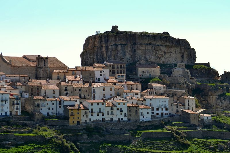 File:Castell d'Ares (Ares del Maestrat) - 1.jpg