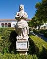 Castelo Branco (P), 2011, Jardim do Antigo Paço Episcopal. (5940227276).jpg