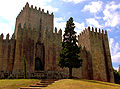 Castelo de Guimarães Castelo da Fundação2.JPG
