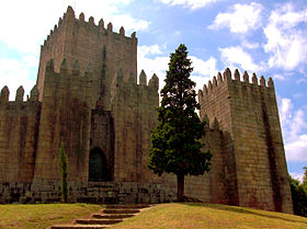 Image illustrative de l'article Château de Guimarães