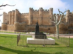 Image illustrative de l'article Château de Valencia de Don Juan