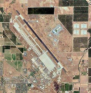 Castle Air Force Base - 2006 USGS Aerial Photo