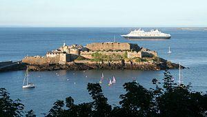 Castle Cornet - Image: Castle Cornet, Guernsey
