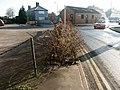 Castle Lane, Coningsby - geograph.org.uk - 429997.jpg