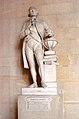 Castle of Versailles Statue of Pierre Simon Marquis de Laplace.jpg