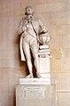 Castle of Versailles Statue of Pierre Simon Marquis de Laplace.jpg
